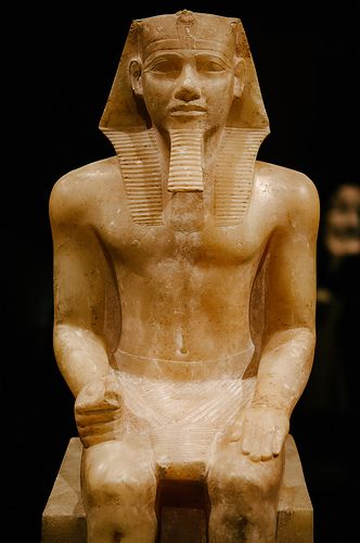 the origin of egyptian art and the statue of king khafre seated There is nothing finer in the history of ancient egypt sculpture than the diorite statue of khafre in the and for three hundred years egyptian art almost.