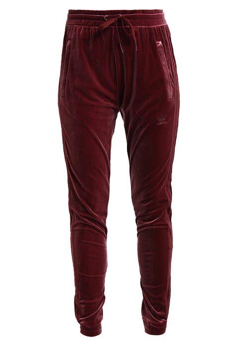 adidas Originals VELVET VIBES - Treningsbukser - maroon - Zalando.no