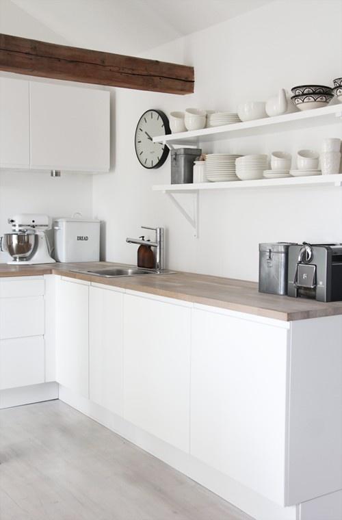 Kjøkkenbenken og frontene kitchen and appliances from ikea and ...