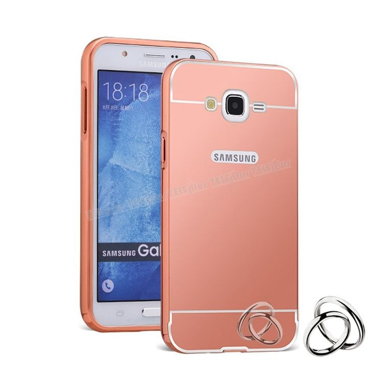Samsung Galaxy J7 Aynalı Metal Kapak Kılıf Rose Gold -  - Price : TL27.90. Buy now at http://www.teleplus.com.tr/index.php/samsung-galaxy-j7-aynali-metal-kapak-kilif-rose-gold.html