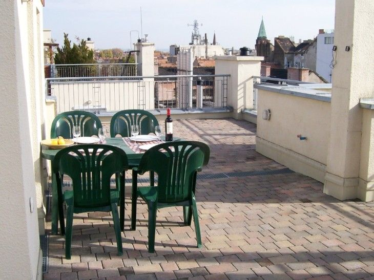 Roof Terrace Apartment 4 - pictures, photos, images