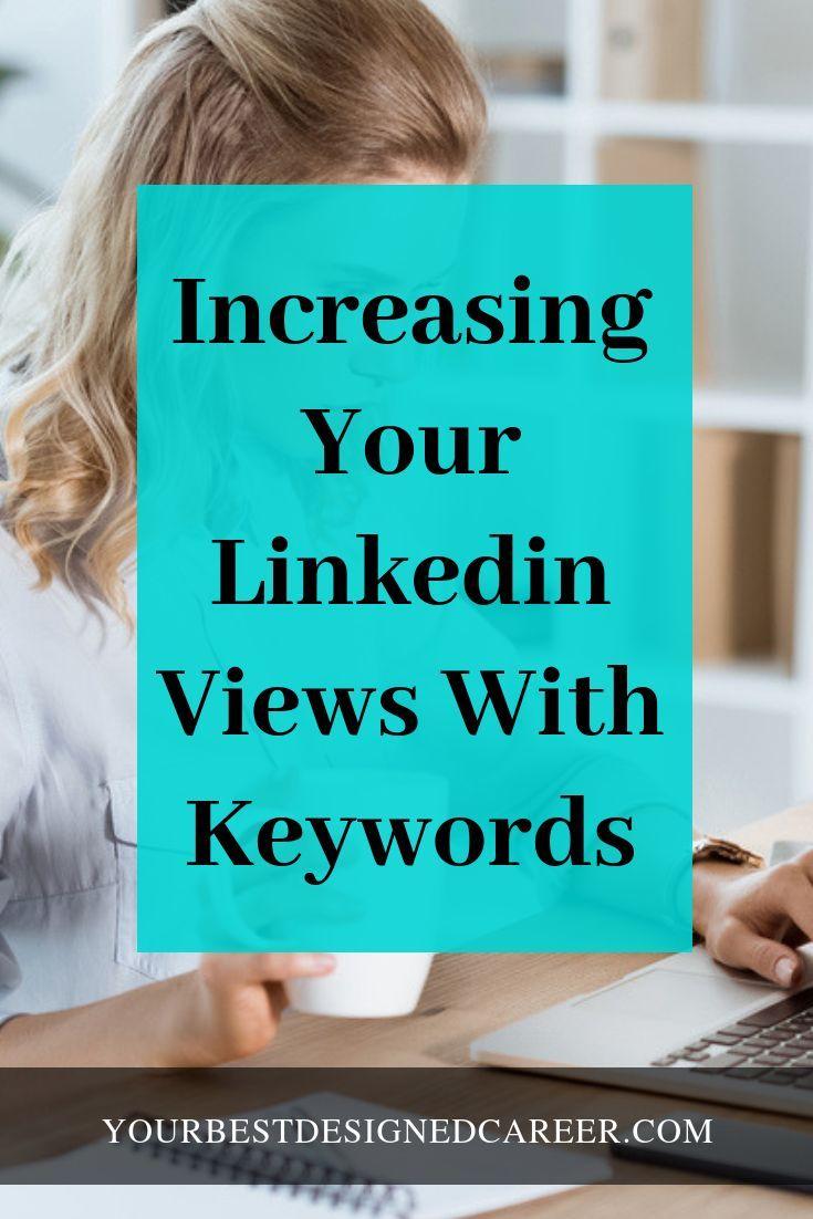 Linkedin Keywords Optimize Your Profile Linkedin Tips Nursing