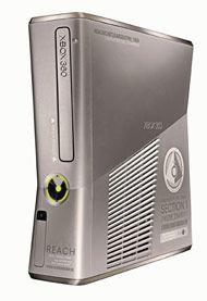 Boxshot: Xbox 360 (S) 250GB System Halo Reach Edition (GameStop Premium Refurbished) by GameStop
