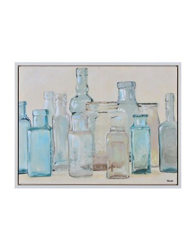 Brands   Wall Art & Mirrors    Still Bottle Collection Canvas Wall Art   Hudson's Bay