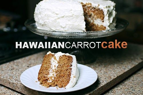 There are very few cakes I am truly a fan of, and I have to say that carrot cake has always had a special place in my heart. Most cakes are ...
