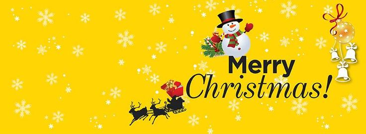 """""""Each sight, each sound of Christmas And fragrances sublime Make hearts and faces happy This glorious Christmas time."""" Veena World wishes you a #MerryChristmas."""