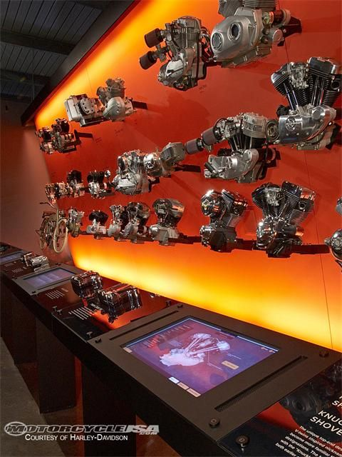 11 best behind the scenes images on pinterest behind the for Motor harley davidson museum