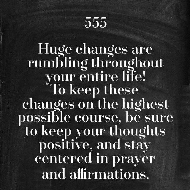 Doreen Virtue, Angel Numbers 101  #555