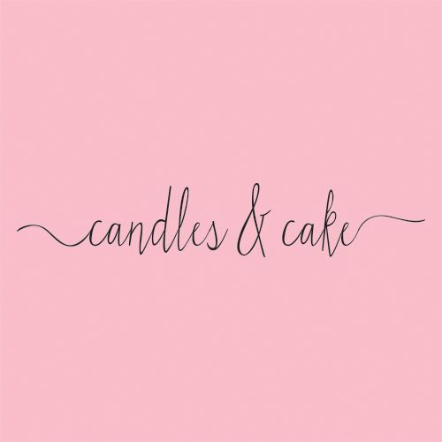 Candles & Cake