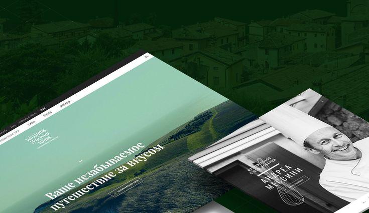 Ознакомьтесь с этим проектом @Behance: «Williams Et Oliver Tours» https://www.behance.net/gallery/37018829/Williams-Et-Oliver-Tours