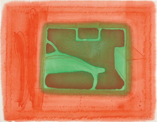 Howard Hodgkin   A Furnished Room (1977)   Available for Sale   Artsy