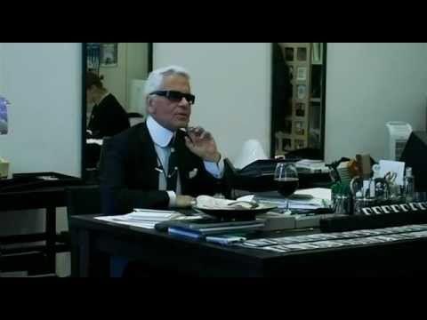 2013 -Lagerfeld Confidential - Karl Lagerfeld Documentaire en français Durée: 1h26mn