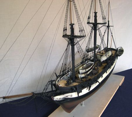 Overall view of the model