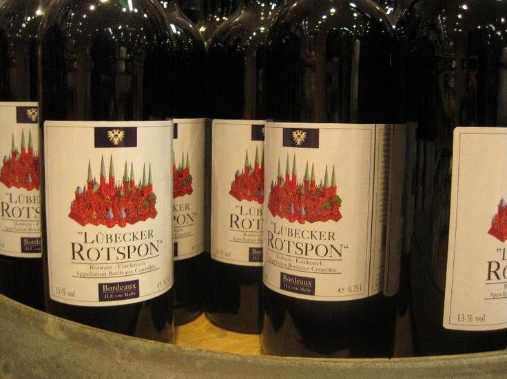 Lübecker Rotspon ist ein französischer Rotwein, der im Fass transportiert wird und in der Hansestadt Lübeck zur Flaschenreife gelangt ist.
