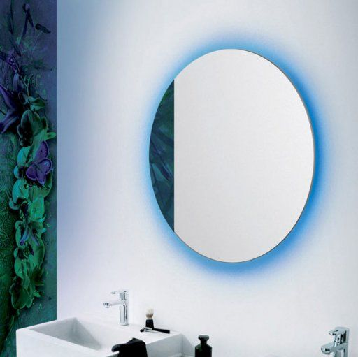 9 Best Lighted Mirrors Images On Pinterest Glass Mirror