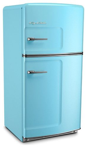 Big Chill Retro Vintage Fridge - eclectic - refrigerators and freezers - other metros - by bigchillfridge.com