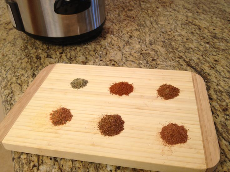 Penzey's Knock-off Spice Blends | Recipes - Whole30 ...