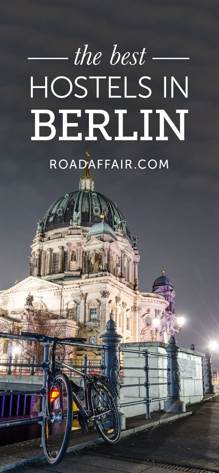 Traveling on a budget? Here is the ultimate list of the best hostels in Berlin, Germany!