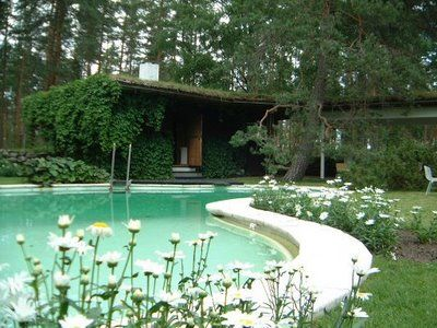 143 best images about alvar aalto villa mairea on pinterest door handles fireplaces and museums for Alvar aalto swimming pool jyvaskyla