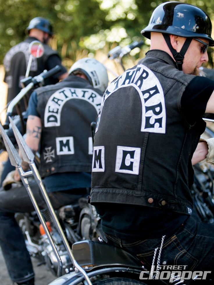 mc clubs the deathtraps motorcycle club dtmc deathtrap mc jackets a bikers world. Black Bedroom Furniture Sets. Home Design Ideas