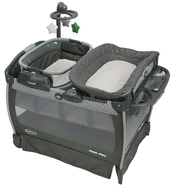 "Graco Pack n Play Playard with Nearby Napper - Trinidad - Graco - Babies ""R"" Us"