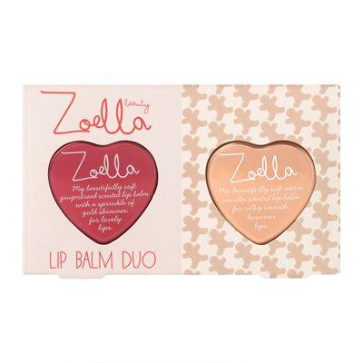 Zoella Beauty Lip Balm Duo 2 x 9g