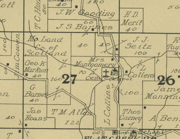 Image Result For Lawrence County Mo Plat Map