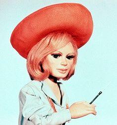 Lady Penelope Creighton-Ward / voiced by Sylvia Anderson / Thunderbirds tv show…