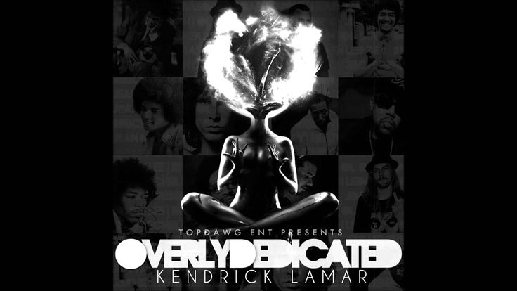 Kendrick Lamar - Overly Dedicated (Full Album + Bonus Track)