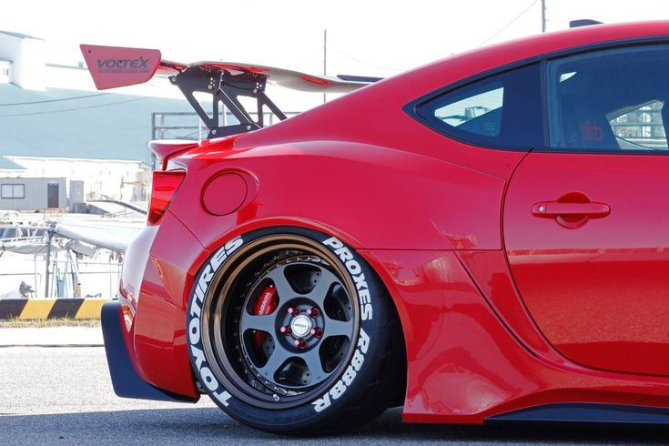 StanceNation x Aimgain Type 2 Collaboration Aero \/\/ Toyota 86 - design ideen frs bad