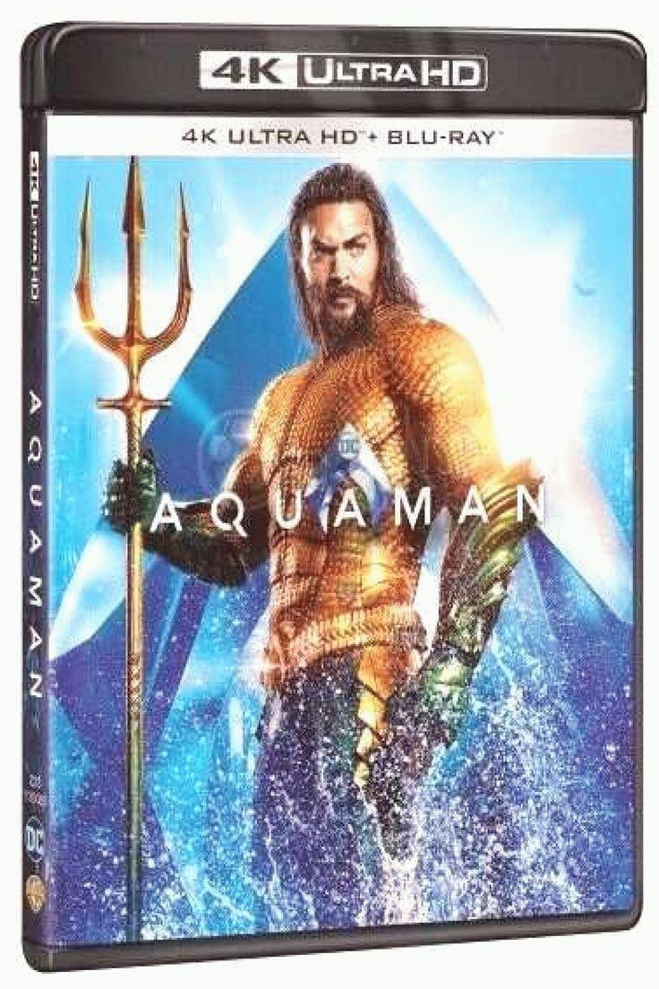 Aquaman 4K Blu Ray NEW FAST FREE SHIP Ideas of Aquaman in
