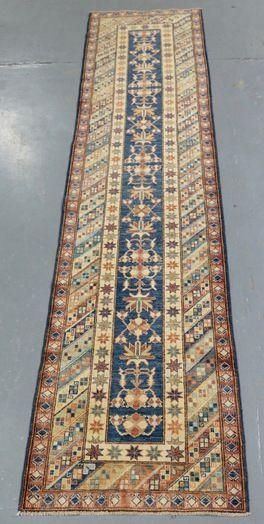 Kazak Runner (Ref 535) 359x80cm