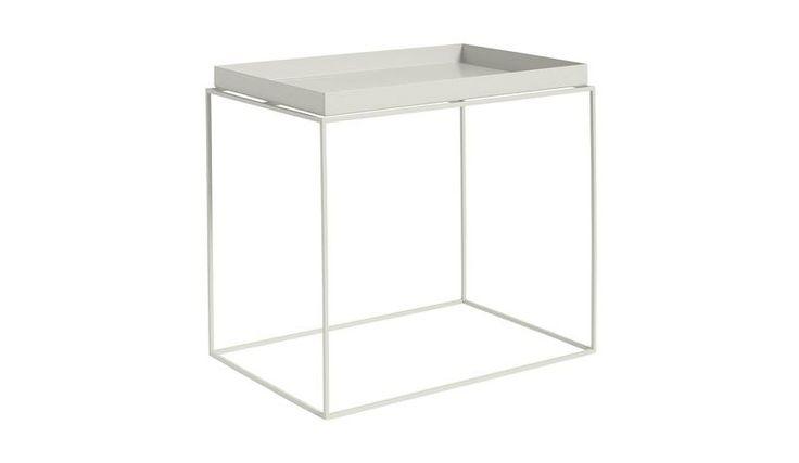 Hay Tray Side Table Rectangular