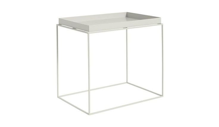 Hay Tray Side Table Rectangular