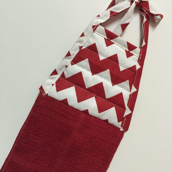 Red Kitchen Hand Towels: 1000+ Ideas About Chevron Kitchen On Pinterest