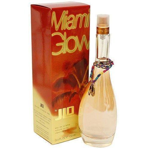 Miami Glow Perfume by J.Lo 3.4 oz EDT Spray Women (Jennifer Lopez) NEW IN BOX #JenniferLopez