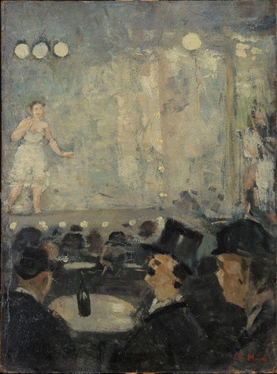 Munch - Kabaree, 1885-86