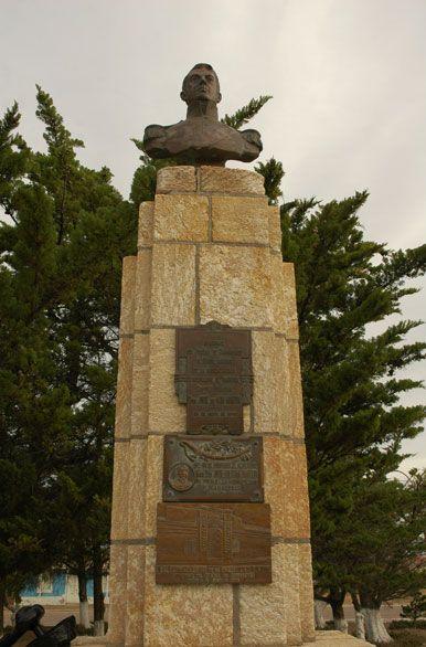 Fotos de Camarones: Homenaje al Gral. San Martín