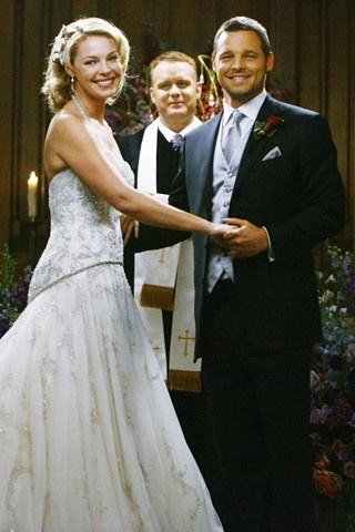 "Grey's Anatomy..loved the way this episode was done; Alex's speech..So Great!  ""This is the day my life begins..."""