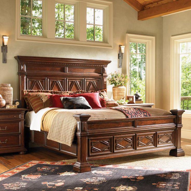 Lexington Home Brands Fieldale Lodge Pine Lakes Mansion