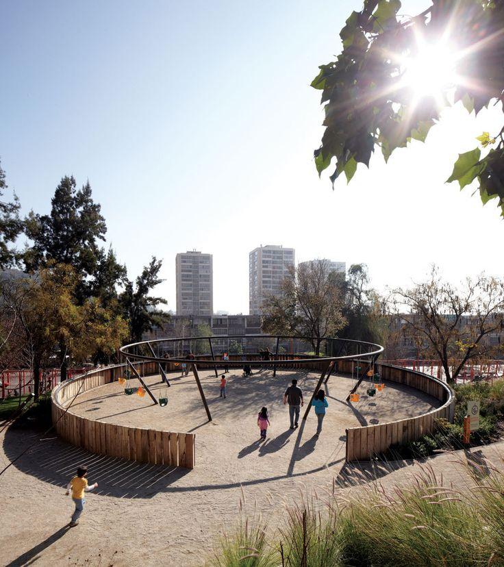 Parque Bicentenario de la Infancia / ELEMENTAL Children's Bicentennial Park / ELEMENTAL – Plataforma Arquitectura