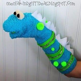 Çoraptan Oyuncak Modelleri ve Yapımı 6