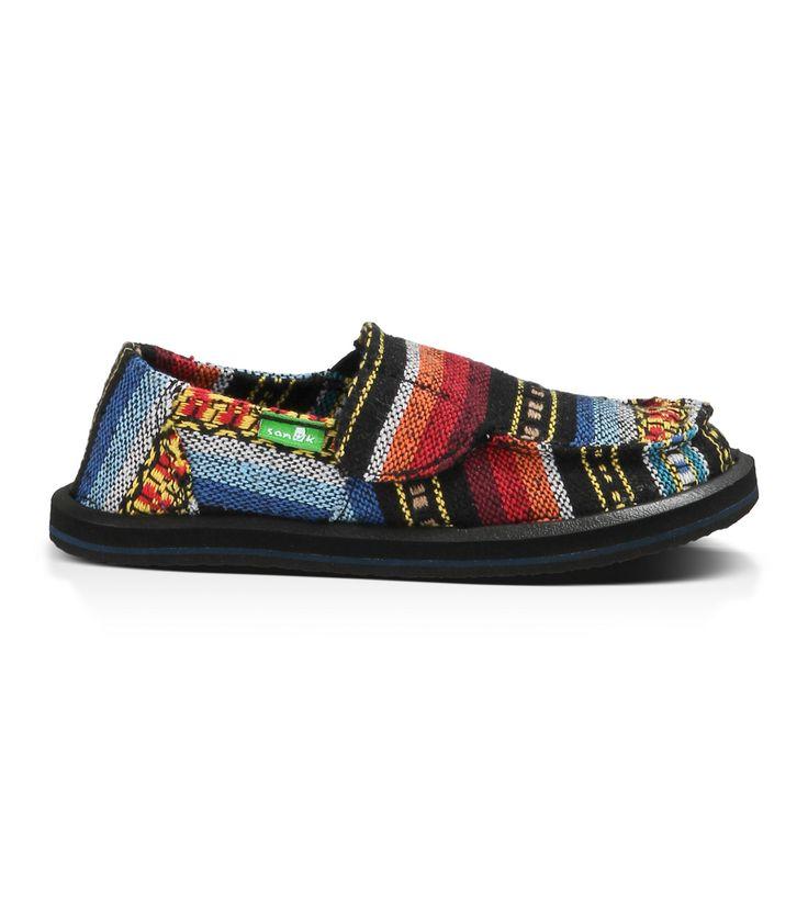 Sanuk shoes - Sean bday