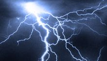 Lightning, this image is taken from the net.