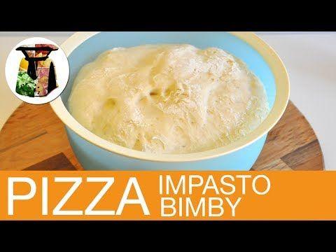 Ricette Bimby: Pasta per Pizza Bimby: Tutte le Ricette per preparare l'impasto per la pizza