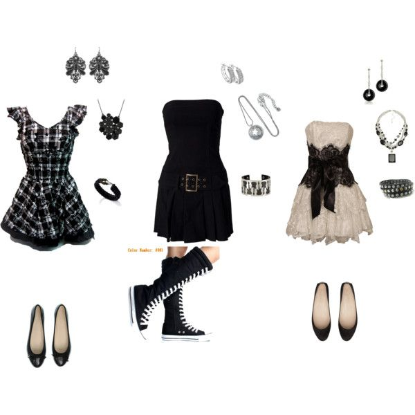 simply punk, rock punk, chic punk, created by smelton13 on Polyvore