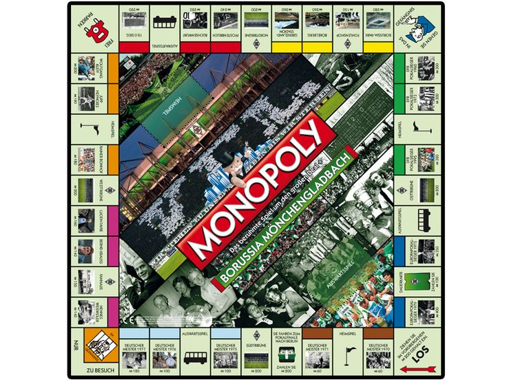 #Monopoly #Borussia #Mönchengladbach #Fußball