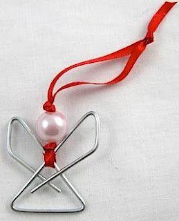 * Decoração e Invenção *: # Segunda natalina - 20 idéias de enfeites prá fazer