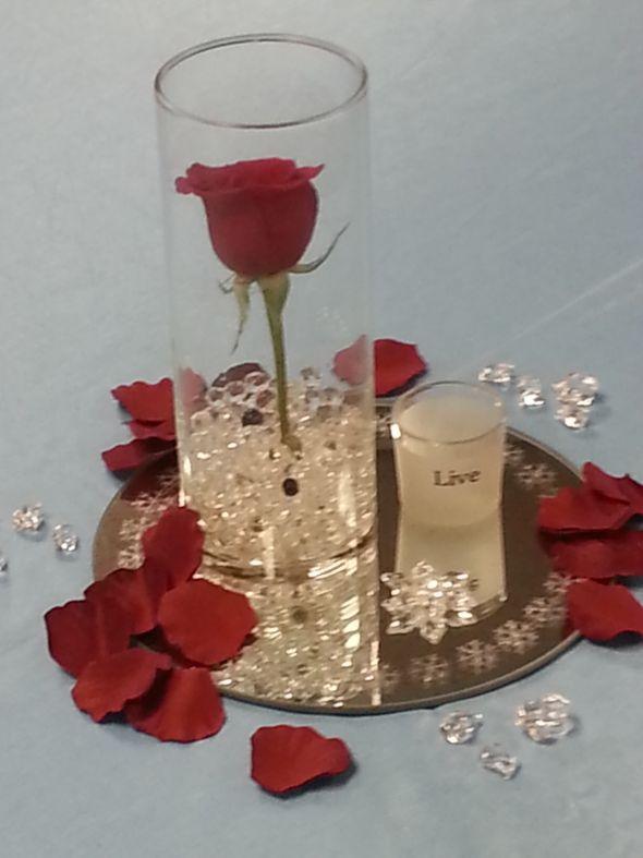 Best pearl wedding centerpieces ideas on pinterest