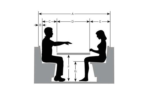 Counter Height Bar Stool Measurement